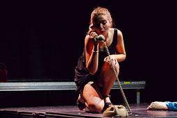 Molta Merda, Mostra de Teatre Jove de Vic: T'odio amor meu