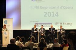 Nit Empresarial d'Osona 2014
