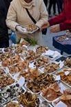 Bolets al mercat de Vic
