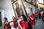 El Pelegrinatge de la Creu dels Joves passa per Vic