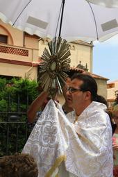 Processó de Corpus a Tona, 2014