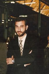 Ramon Espadaler, l'àlbum de fotos En un acte oficial, el 1992. Foto: Arxiu històric de La Marxa de Catalunya.
