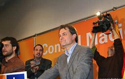 Ramon Espadaler, l'àlbum de fotos Al Consell Nacional de CiU a Sant Benet de Bages.(17/01/2010).