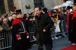 Ramon Espadaler, l'àlbum de fotos Assistint a la presa de possessió d'Artur Mas com a president de Catalunya (27/12/2010).