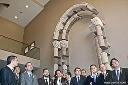 Ramon Espadaler, l'àlbum de fotos A la inauguració de l'Espai Bisbe Oliba, al Museu Episcopal de Vic (31/03/2012).