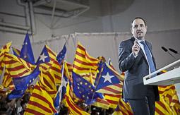 Ramon Espadaler, l'àlbum de fotos Intervenint al míting de les eleccions al Parlament de Catalunya del 25-N a Vic (16/11/2012).