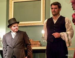 El grup de teatre Balenyà Ateneu estrena «L'hostalera»
