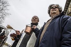 Passant dels Tonis a Folgueroles, 2015
