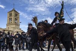 Passant dels Tonis de Santa Eugènia de Berga 2015