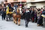 Passant dels Tonis a Santa Eugènia de Berga