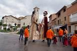 XIX Trobada comarcal de gegants