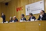 Valentí Fuster investit Doctor Honoris Causa per la UVic