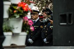 Homenatge en record de les víctimes de l'atemptat d'ETA a Vic