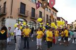 Assaig de la Vic Catalana a Taradell