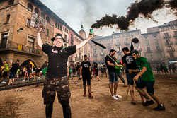 Festa Major de Vic 2015: la Crida