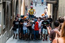 Festa Major de Vic 2015: III Gran Pujada de Ciclistes