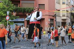 Festes del barri del carrer de Gurb - Cercavila de gegants