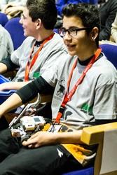 First Lego League 2014 - Universitat de Vic