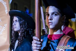 Diada Nacional 2014: Marxa dels Vigatans