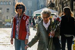 Sant Jordi 2015 a Vic