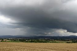 Osona: paisatge i meteorologia (juliol 2014)