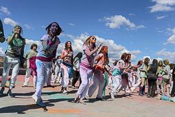 Festa Holi de Sabadell 2015