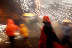 Festa Major de Sabadell 2015: Cercavila Infernal