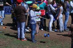 Festa de la Primavera 2015 a la masia de Can Deu de Sabadell Activitats infantils a la Festa de la Primavera.