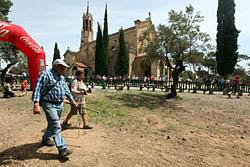 Aplec de la Salut de Sabadell 2015 El santuari de la Salut.