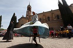 Aplec de la Salut de Sabadell 2015 Pas de gegant.