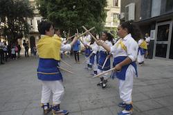 Diada dels Bastoners de Sabadell, 2016
