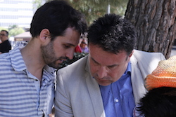 Les imatges més curioses de la campanya electoral a Sabadell 2015  Secrets. Foto: Albert Segura.