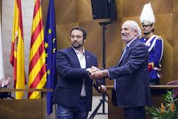 Ple de constitució de l'Ajuntament de Sabadell Entrega.