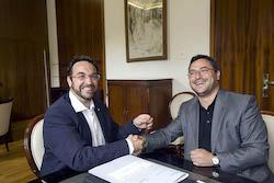 Ple de constitució de l'Ajuntament de Sabadell Traspàs.