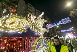 Cavalcada dels Reis d'Orient de Sabadell 2017