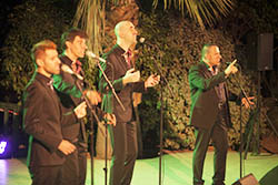 Festival 30 Nits 2015 | The Gourmets Vocal Quartet 30 Nits, The Gourmets Vocal Quartet. Cants d'esclavatge, cants de llibertat