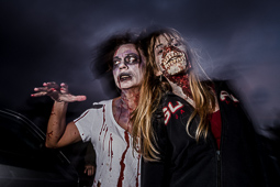 Zombie Walk al Festival Internacional de Cinema Fantàstic de Sitges 2016