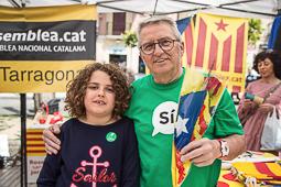 Sant Jordi 2017 a Tarragona