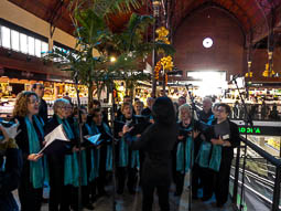 Inauguració del Mercat Central de Tarragona