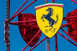 Inauguració de Ferrari Land