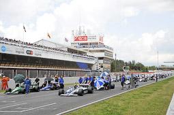 Esperit de Montjuïc 2015 al Circuit de Catalunya