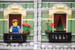 8ena trobada anual d'aficionats de «Lego» - Hispalug 2014