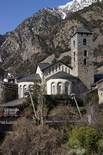 Campanars d'Andorra Andorra la Vella