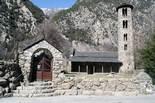 Campanars d'Andorra Santa Coloma