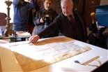 Visita a l'Arxiu Capitular de Tortosa