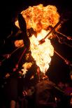 Sant Eudald: correfoc dels Diables de Ripoll