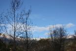 Paisatge i meteorologia de novembre al Ripollès El Canigó nevat, des de Molló (11 de novembre). Foto: Marcel Urgell