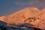Paisatge i meteorologia de desembre al Ripollès Vallter (5 de desembre). Foto: Vallter 2000