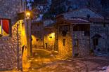 Paisatge i meteorologia de desembre al Ripollès Setcases, un poble de pessebre (8 de desembre). Foto: Joan Parareda