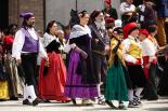 Festa Nacional de la Llana i Casament a Pagès